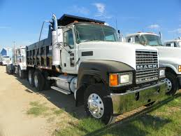 used mack trucks 2007 mack chn 613 dump truck texas star truck sales