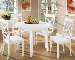 Round White Table And Chairs For Kitchen by Round Kitchen Table Sets Round Kitchen Table Sets Custom Dining