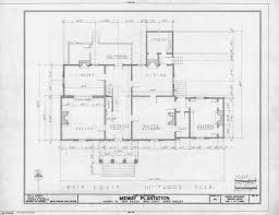 greek revival style house plans