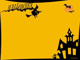 free printable halloween borders border halloween border template