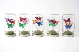 diy mason jar butterfly terrarium house of jade interiors blog