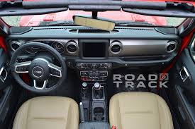 2018 jeep wrangler interior fully revealed click this image to show the full size version jeep pinterest