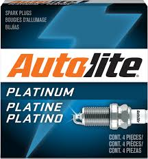 amazon com autolite 3924 copper resistor spark plug automotive