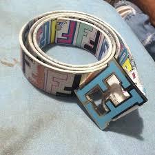 designer belts 45 accessories fendi designer belt regular size fits all