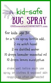 Best Backyard Bug Repellent Diy Bug Spray That Works Kid Safe Options One Essential Community