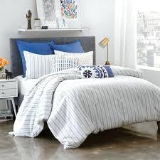 Duvets Nz Light Blue Ticking Stripe Duvet Cover Ticking Stripe Duvet Nz Grey