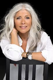 the 25 best long gray hair ideas on pinterest long silver hair