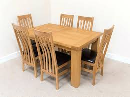 Light Oak Dining Table And Chairs Oak Dining Table And Chairs Dining Room Furniture Oak Popularity