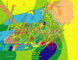 Washington State Earthquake Map by Major Fault Lines In The Us Map And Video Every Life Secure