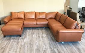 ekornes sectional sofa stressless e300 6 seat sectional sofa with longseat in royalin