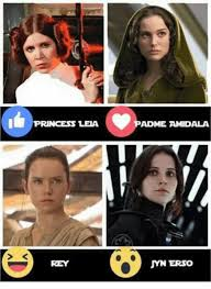 Princess Leia Meme - princess leia rey adme amidala mn erso princess leia meme on
