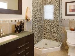 bathrooms design shower with glass doors in small bathroom