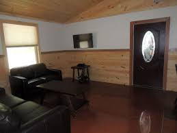 rustic yet modern log cabin cayuga wine trail dog friendly open