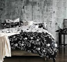 Comforter Sets For Daybeds Bedroom Full Size Black And White Canopy Bedding Set Inspiration