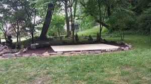 zen garden in druid hill park woodberry community association