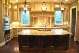 100 kitchen island with granite top and breakfast bar drop