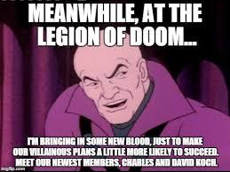 Meanwhile Meme Generator - lex luthor legion of doom meme generator imgflip