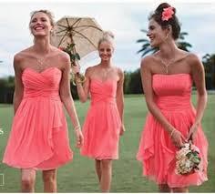 coral and gold bridesmaid dresses wedding lights light coral pink bridesmaids dress 2048506
