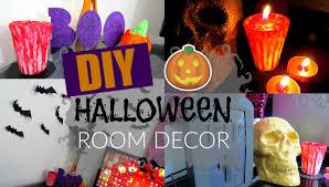 diy halloween room decor decora tu cuarto para halloween youtube