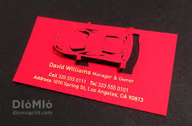 Sales Business Card Sports Car Business Cards Diomioprint
