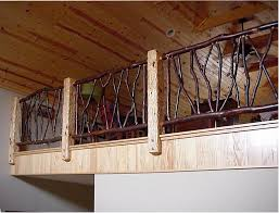 How To Put Up A Handrail Best 25 Loft Railing Ideas On Pinterest Railing Ideas Banister