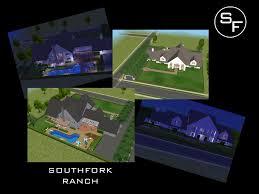 mod the sims southfork ranch