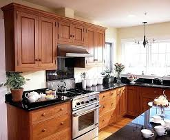 Kitchen Cabinet Cleaning by Cherry Wood Kitchen Cabinets U2013 Fitbooster Me