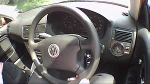 vw golf 1 6 2000 review road test test drive youtube