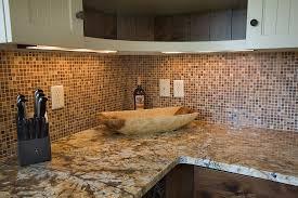 kitchen glass backsplash tile ideas for kitchen with granite