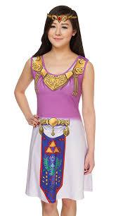 Princess Zelda Halloween Costume Zelda Dress