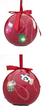 light up ornaments are twinkling treasures for your tree