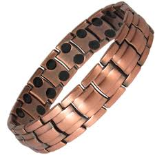 magnetic gold bracelet images Mps apollo double strength mens copper rich magnetic therapy bracelet jpg