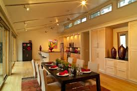 modular home interior homes unfolds a glidehouse prefab on vashon island in washington