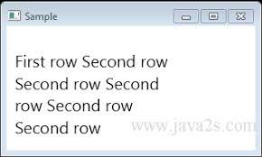 javafx tutorial javafx text