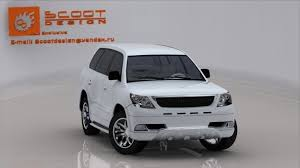 lexus lx 570 interior tuning lexus lx 570 tuning free 3d model