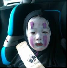 Meme Girl Car Seat - buzzfeed on twitter this little girl went as a spirited away