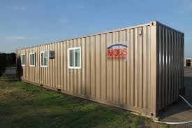 modular home builder will fema catch shipping container fever