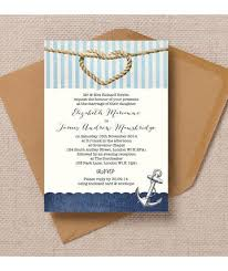 wedding invitations the knot nautical tying the knot wedding invites stationery