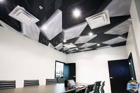 home design expo 2014 cielo ceiling print commercial board room 1