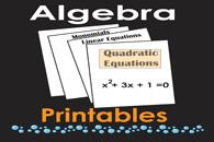 pre algebra test online children 3rd and 4th grades