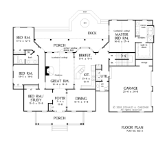 home plan the robinswood by donald a gardner architects