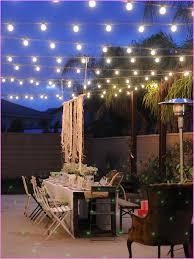 Outdoor String Lights Patio Outdoor String Lighting Ideas