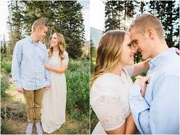 utah wedding photographers albion basin engagements utah wedding photographer