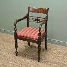 Mahogany Desk Chair  Uvonoco - Regency office furniture