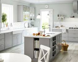 light colored kitchen cabinets grey kitchen cabinets and cheerful kitchens groovik