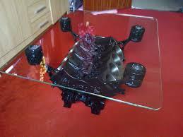 v8 engine block coffee table in christchurch dorset gumtree