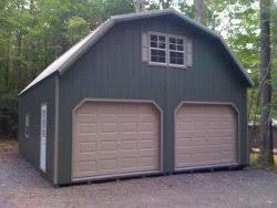 gambrel garage garages