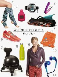 Fitness Gift Basket A Bit Of Sass Holiday Gift Guide Fitness Gifts For Her