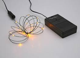 micro lights with timer vickerman 24 light bo timer micro led battery light set reviews