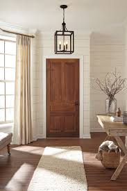 decor entryway with window treatments and bench also foyer